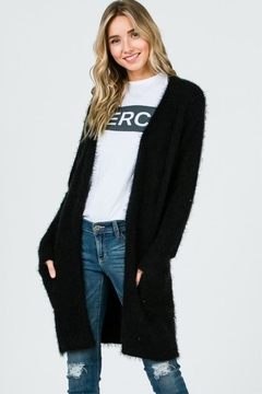 &merci Open Cardigan Sweater - Product List Image