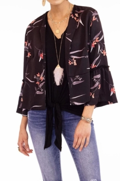 Veronica M Open Flare Jacket - Product List Image