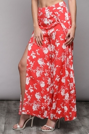 Do & Be Open Floral Pants - Product Mini Image