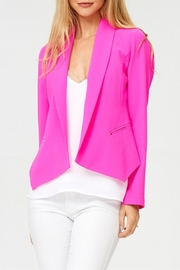 Evenuel Open Front Blazer - Product Mini Image