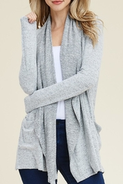 Staccato Open-Front Cardigan - Product Mini Image