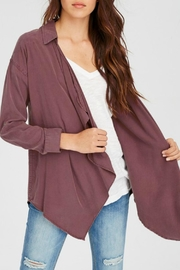 Wishlist Open Front Cardigan - Product Mini Image