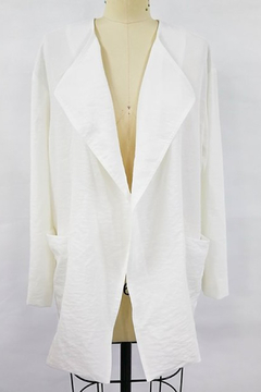 Shoptiques Product: Open Front Drape Jacket