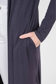 annabelle Open Front Maxi-Cardigan - Other