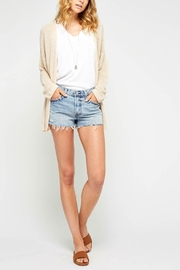Gentle Fawn Open Knit Cardigan - Product Mini Image