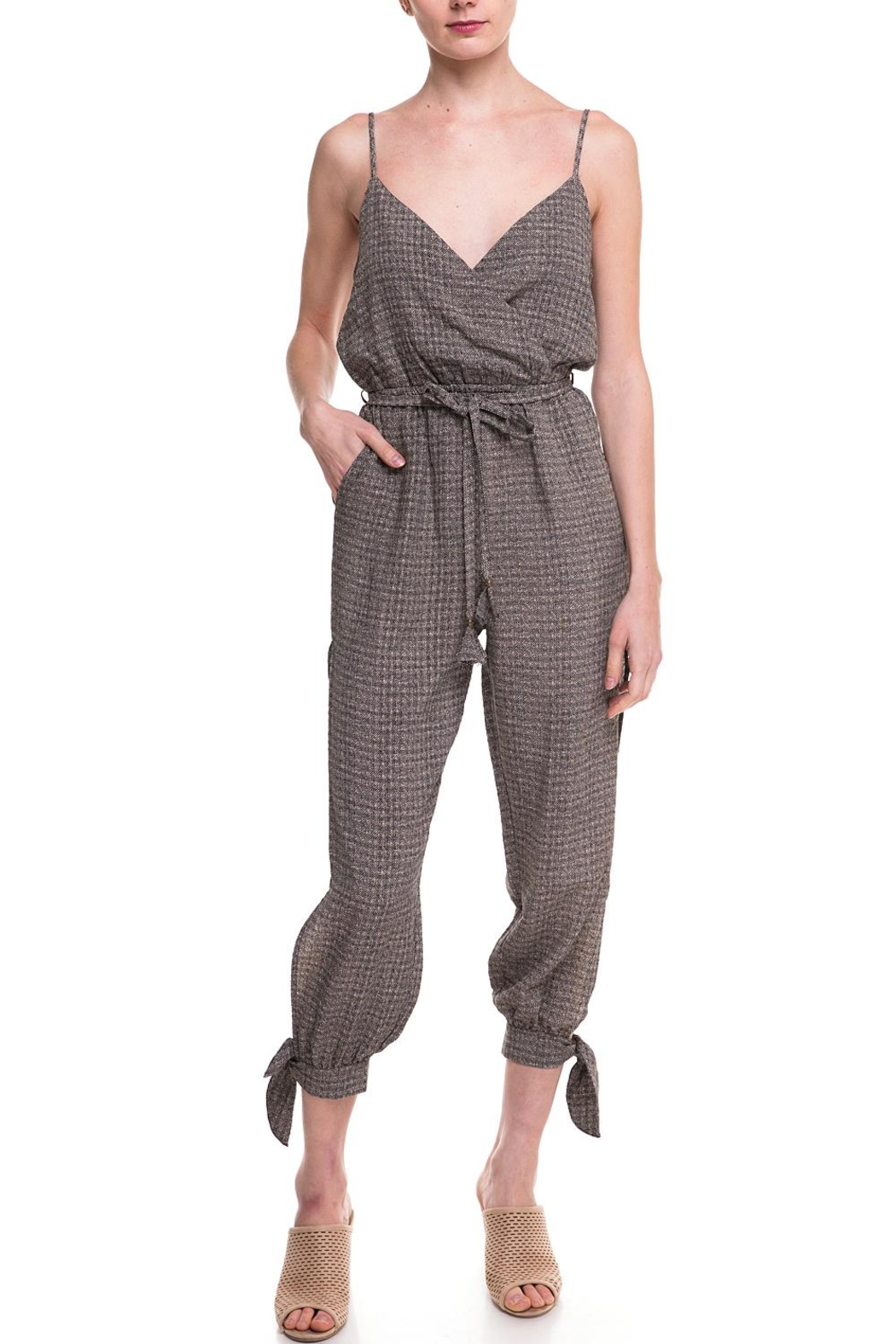 b0ec4b5d39e dress forum Open Leg Jumpsuit from New York by Dor L Dor — Shoptiques