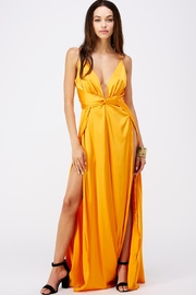 luxxel Open Maxi Dress - Product Mini Image