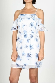 essue Open Shoulderdress - Product Mini Image