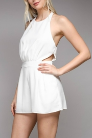 Do & Be Open Side Romper - Product Mini Image