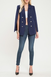 L'atiste Open Sleeve Blazer - Product Mini Image