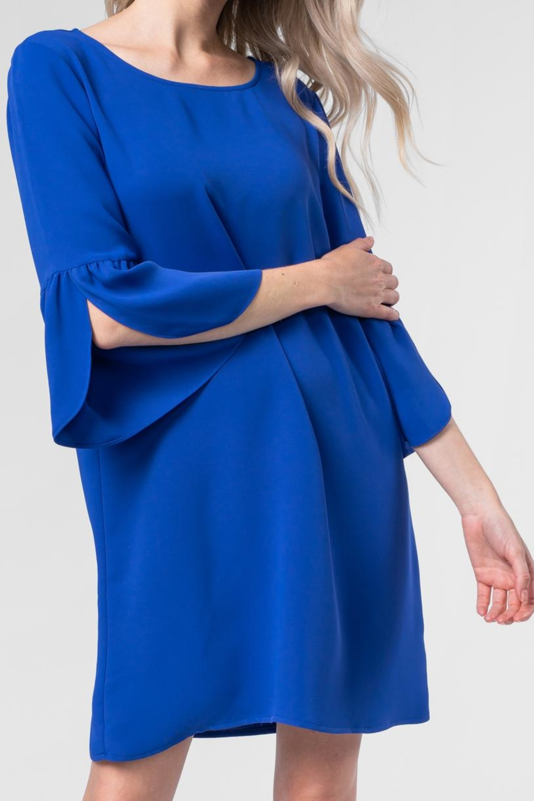 Made by Mila Open Sleeve Dress - Main Image