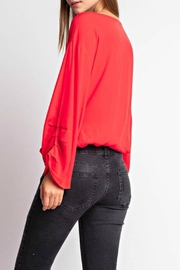 Mittoshop Open Sleeve Top - Front full body