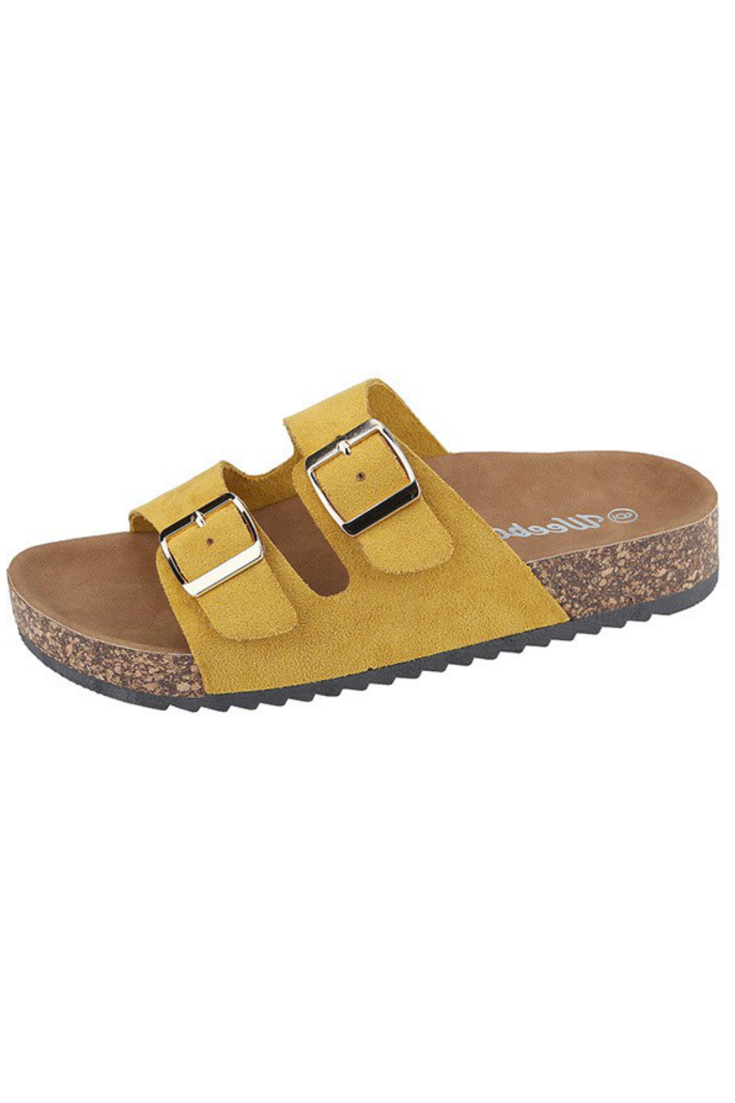 Lets See Style open toe sandal - Front Cropped Image