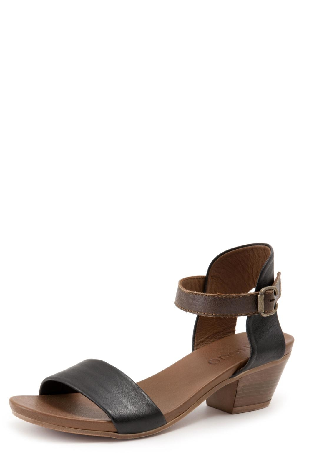 Bueno Shoes Open Toed Shoes - Front Cropped Image
