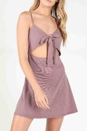Wild Honey Open Waist Dress - Product Mini Image