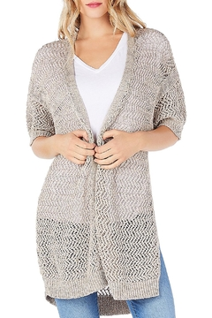 Shoptiques Product: Open Weave Cardigan