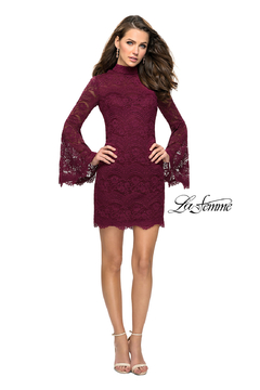 Shoptiques Product: Openback Bell Sleeve