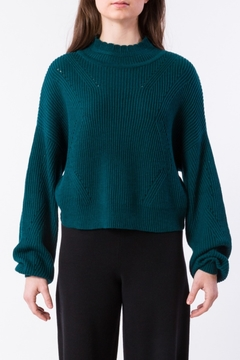 Kerisma Ophelia Puff-Cuff Sweater - Alternate List Image