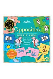 Eeboo Opposites Puzzle Pairs - Product Mini Image