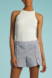 Trina Turk Optic Short - Front cropped