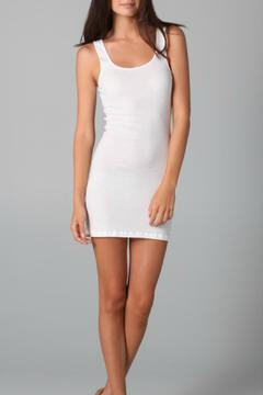 Shoptiques Product: Bamboo Tank Dress