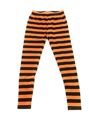 Love's Hangover Creations Orange-Belted Bumblebee Leggings - Product Mini Image