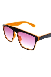 Fashion Orange/black  Sunglasses - Product Mini Image