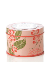 Rosy Rings Orange Blossom & Honey- Petite Tin - Front cropped