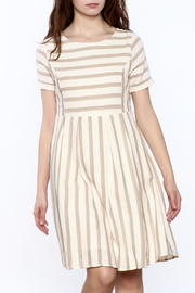 Orange Creek Classic Stripe Dress - Product Mini Image