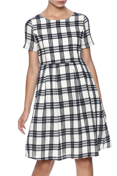 Shoptiques Product: Perfect In Plaid Dress