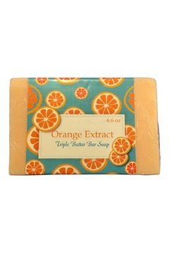 Soap and Water Newport Orange Extract Barsoap - Alternate List Image