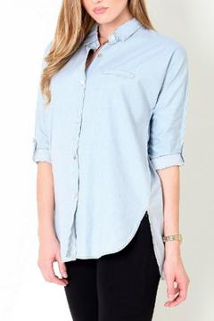 Shoptiques Product: Washed Chambray Top