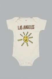 Orange Heat Organic La Sunshine Onesie - Product Mini Image