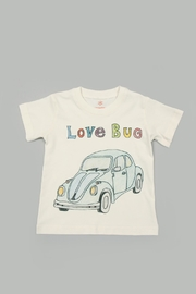 Orange Heat Organic Love Bug Tee - Product Mini Image