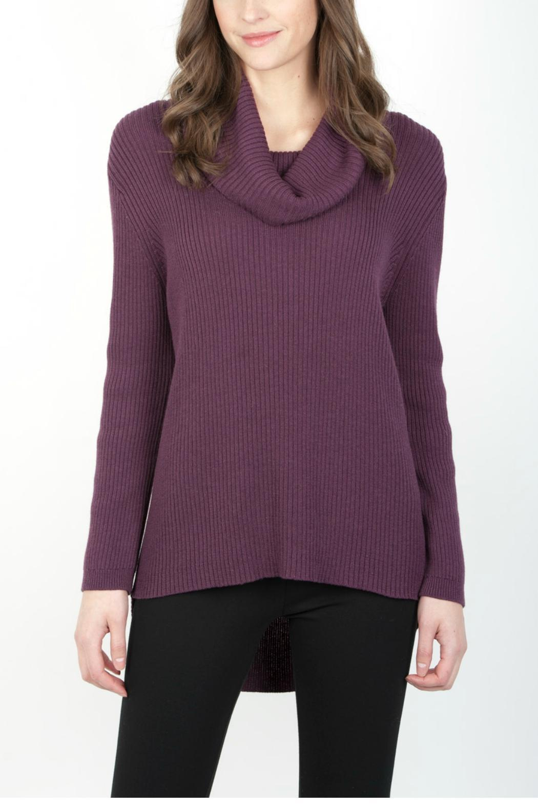 orb cowl neck sweater from oregon by the clothes tree