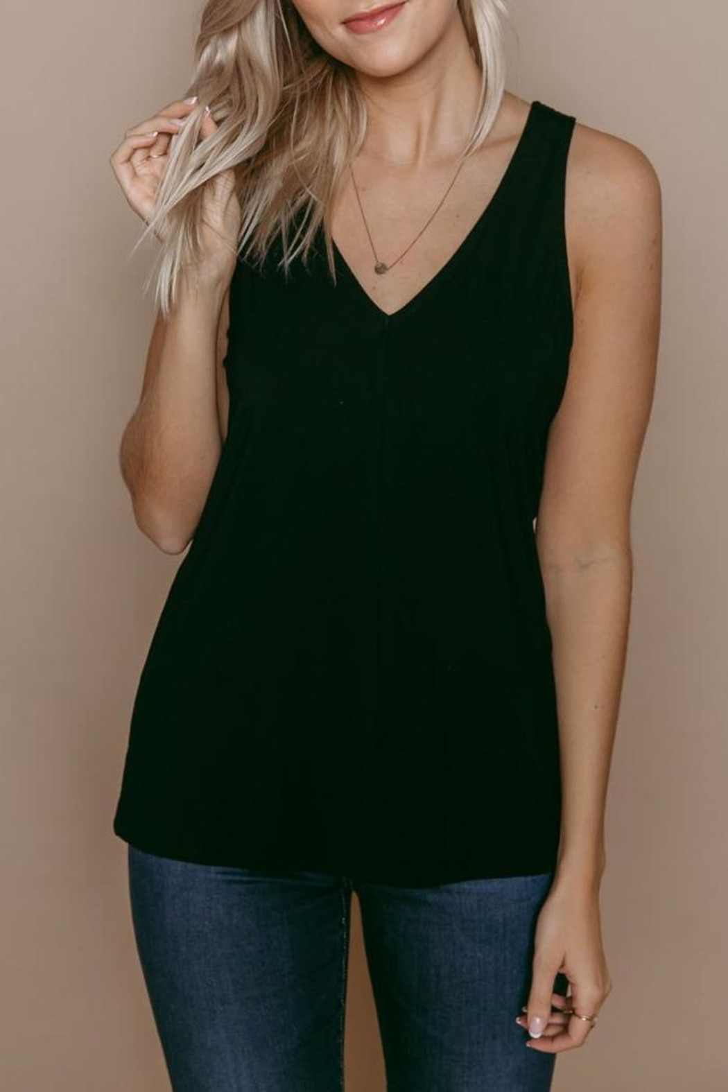 Orb Reversible Essential Tank - Main Image