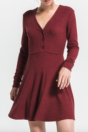 Others Follow  Orchard Sweater-Dress - Product Mini Image