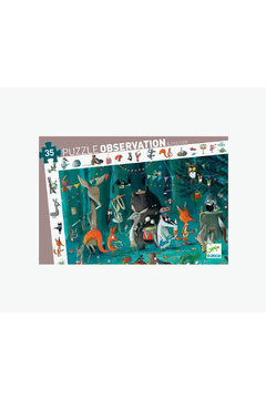 Djeco Orchestra 100 Piece Observation Puzzle - Alternate List Image