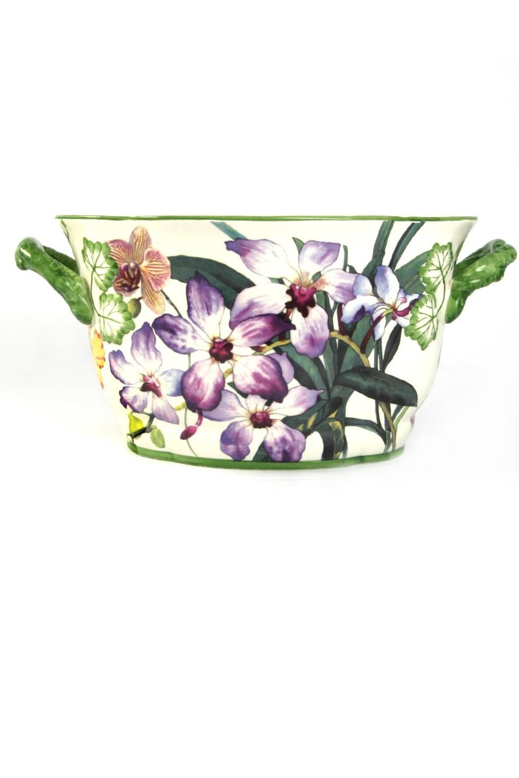 Design Realities Orchid Cache Pot from London — Shoptiques