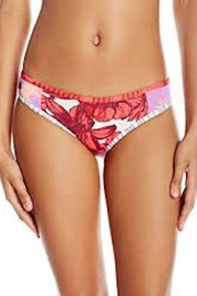 Maaji Swimwear Orchid Dolphins Bottom - Front cropped