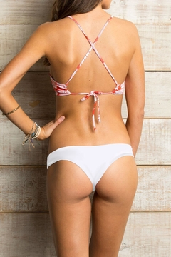 Shoptiques Product: Teeny White Bottom