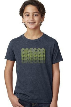 Shoptiques Product: Oregon Oregon Oregon Shirt