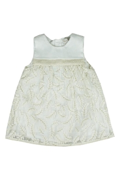 Mayoral Organdy Embroidered Dress - Product List Image