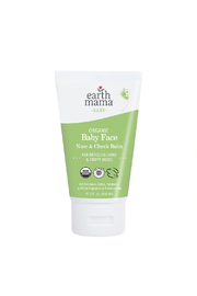 Earth Mama Organic Baby Face Nose And Cheek Balm - Front cropped