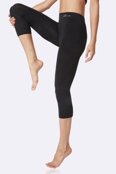 Boody Organic Bamboo Cropped-Legging - Product List Image