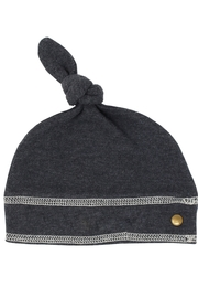 Lovedbaby Organic Banded Top-Knot Hat - Product Mini Image