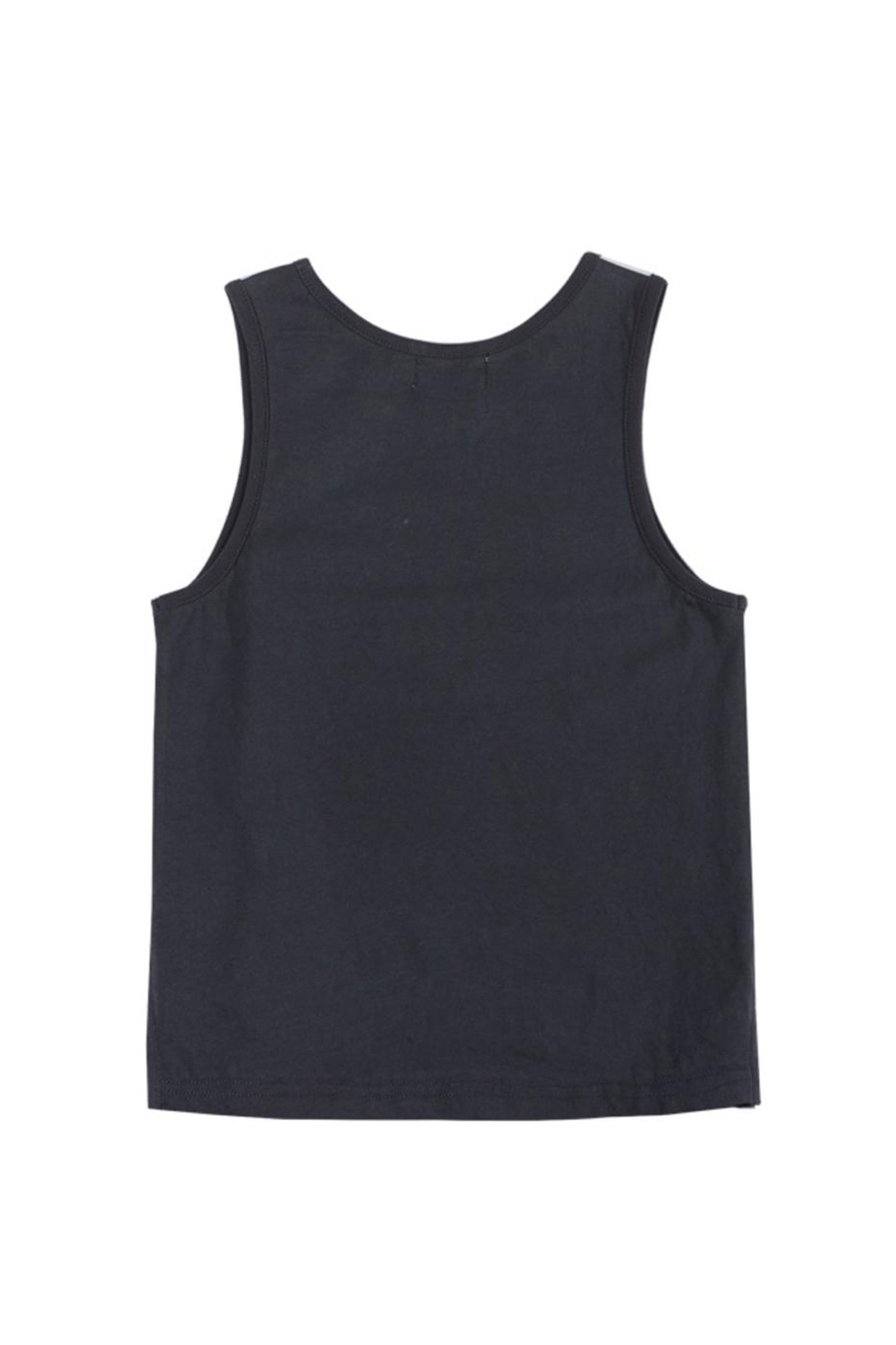 Paper Wings Organic Beach Life Tank Top - Side Cropped Image