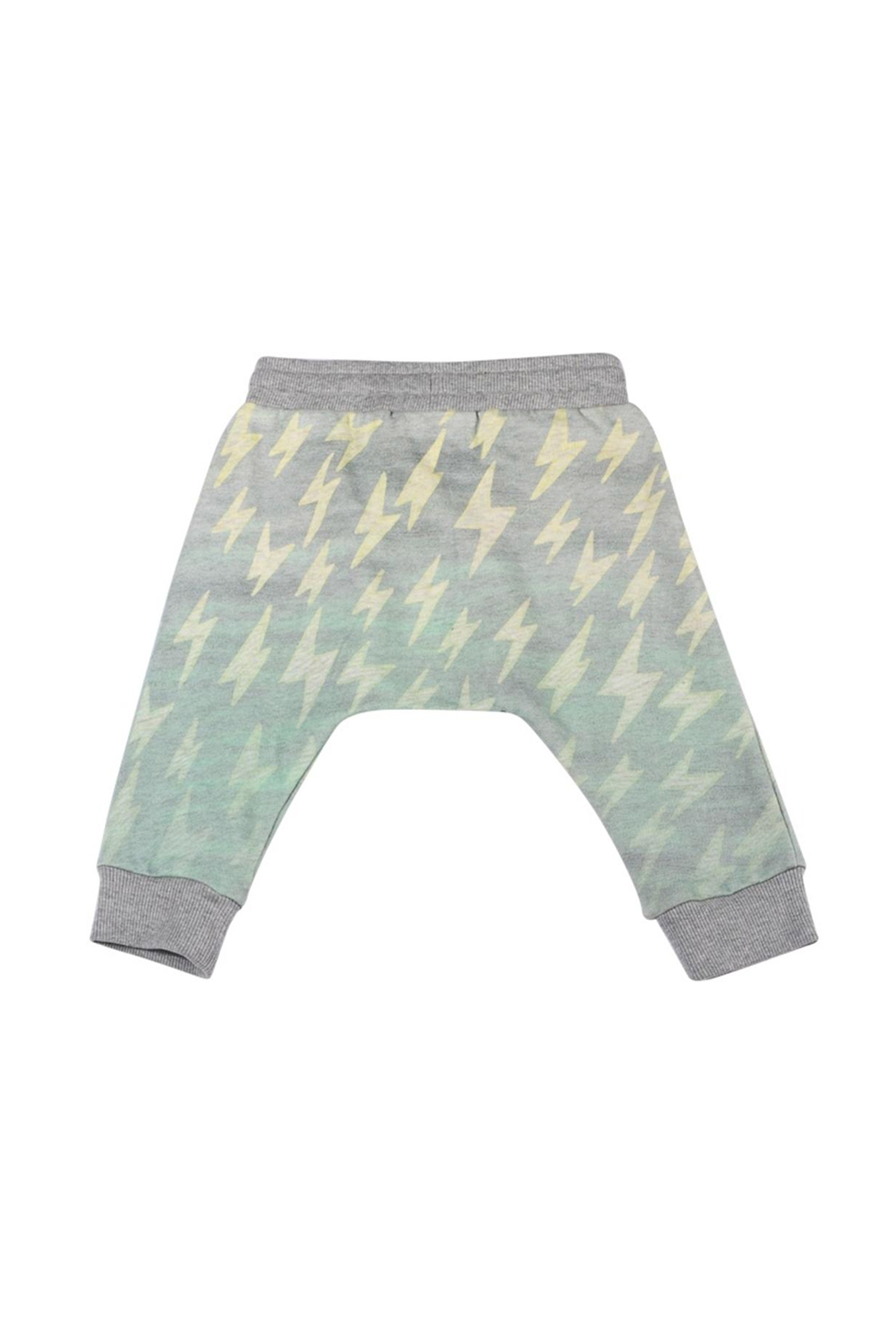 Paper Wings Organic Bolt Classic Trackies - Front Full Image