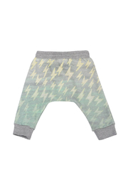 Paper Wings Organic Bolt Classic Trackies - Front cropped