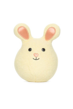 Apple Park Organic Bunny Rattle - Product List Image